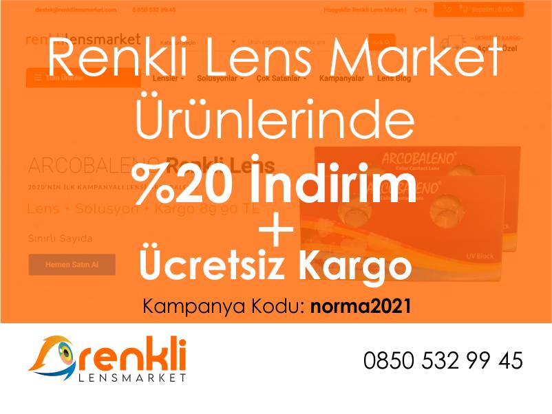 2021 lens kampanyası norma